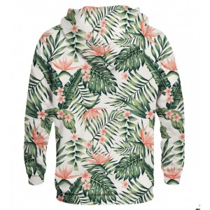 Jungle Flowers Hoodie