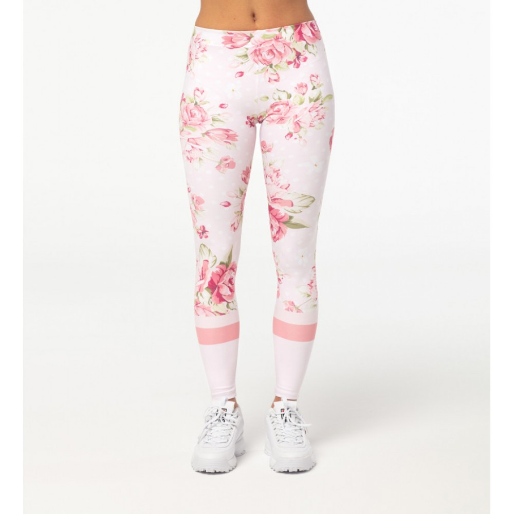 Pink Love Leggings