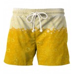 Beer Swim Shorts