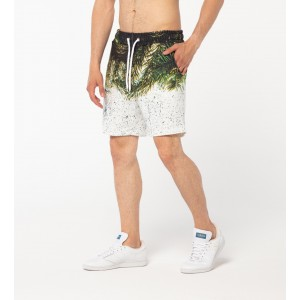 Palm Leaves Shorts