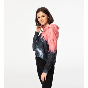 Forest CROPPED mikina