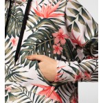 Jungle Flowers CROPPED mikina