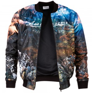 Awesome Bomber Jacket