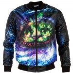 Magic Cat Bomber Jacket