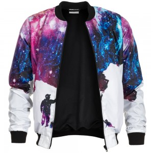 Painting Bomber Jacket