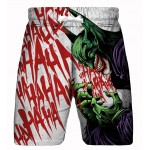 Bat-Joker Shorts