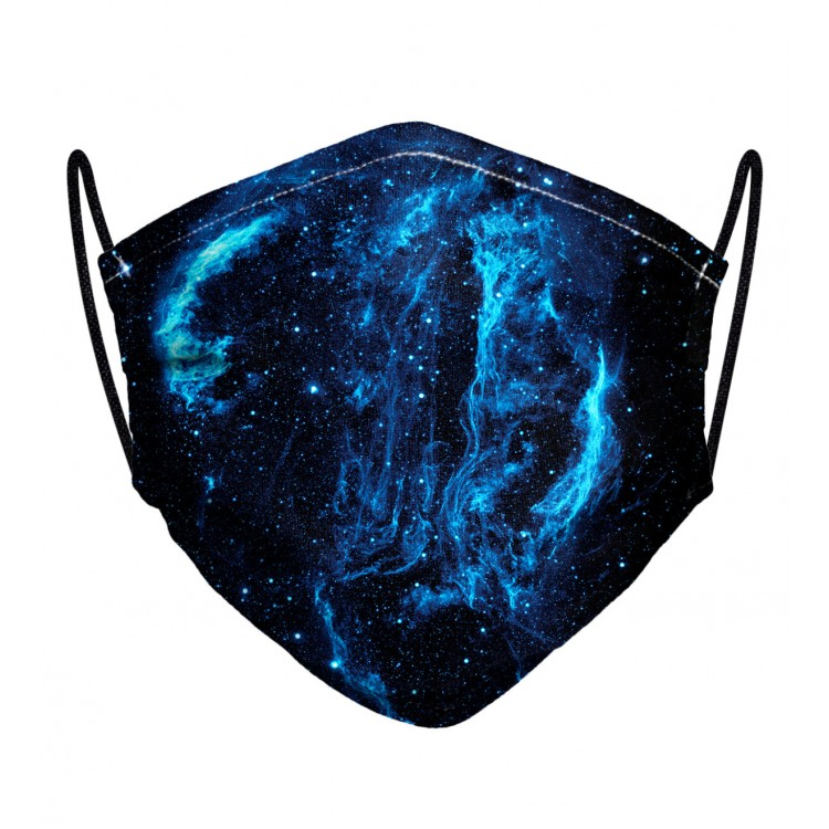 Galaxy Team Face Mask