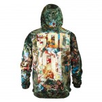 God Team Windbreaker